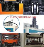 Copo plástico automático que faz a máquina
