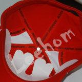 Competindo o tampão feito sob encomenda dos esportes com bordado 3D