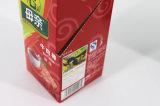 Caisses d'emballage de papier estampées de secousse
