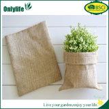 Onlylife ha personalizzato il sacchetto d'attaccatura durevole della pianta del tessuto