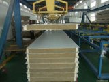 Hecho en precio del panel de emparedado de Rockwool del aislante termal de la alta calidad de China