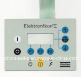 Button tattile Membrane Switch con affissione a cristalli liquidi Window e Female Connection