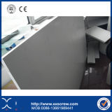 Micro macchinario dell'espulsione della scheda della gomma piuma di PE/PVC