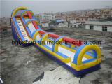 Игрушка раздувного брезента PVC замока раздувного раздувная (CE, COC, UL, SGS, EN14960)