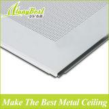 faux en aluminium de 595*595/585*585 Étendre-dans la tuile de plafond avec le bord indiqué