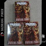Карточки Mundo Estrando Baralho Zumbi играя
