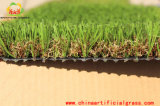 Eco содружественное полностью трава круглого зеленого цвета года садовничая синтетическая