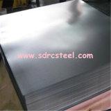 Untere Zn-Beschichtung galvanisiertes Stahlblech des Preis-60g/80g/125g