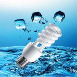 CFL (BNFT2-HS-E)를 가진 15W 18W 절반 나선형 에너지 절약 램프