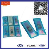 Atadura impressa da caixa da goma de mastigação embalagem portátil
