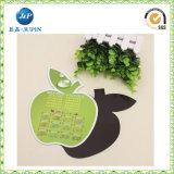 Aimant de réfrigérateur de revêtement de papier rond pour cadeaux publicitaires (JP-FM060)