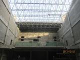 鉄骨構造スペースフレームの屋内バスケットボールホール