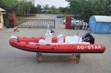 Costilla Fiberglass PVC Inflotable Barco