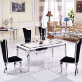 Moda moderna Customized Dining Sets Home Furniture