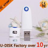 Memória Flash feita sob encomenda 1/2/4/8/16/32/64/128GB do USB do logotipo dos presentes da operação bancária (YT-1160L)