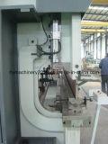 WE67K-100X2500 CNC 유압 강철 플레이트 구부리는 기계 & 수압기 브레이크