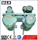 Élévateur électrique de câble métallique de 10 tonnes fabriqué en Chine
