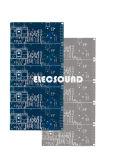 Carte multicouche de Rigid, Mener-libre, Immersion Gold, 1.6mm/2.0mm