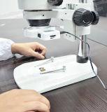 Бинокулярный стерео микроскоп FM-45b6 с освещением верхней части и дна светлым