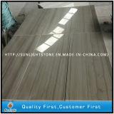 Grey del legno cinese/mattonelle di pavimentazione di marmo di legno grige cucina di Athen