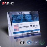 Cartão de venda superior do baixo custo 125kHz RFID dos produtos 2016