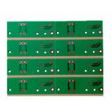 自動回路PCBのための赤いSoldermask