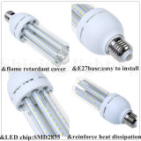 E27 4u 18W LED Corn Lamp LightのエネルギーセービングBulb (BY3018)