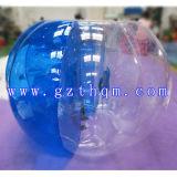 Menschliche sortierte Hamster-Kugel aufblasbarer der Zug-Auswirkung-StoßBall/1.5m Fußball-aufblasbare des Stoßdämpfer-Balls/TPU