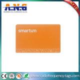 Smart card da impressão 125kHz RFID de Cmyk para o controle de acesso (EM4305)