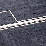 Traitement élevé de fini de balai de Wih de drain de grand dos de Qualtiy