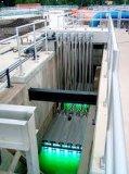 Aprire il tipo sterilizzatore UV della Manica per il trattamento delle acque delle acque luride e delle acque di rifiuto