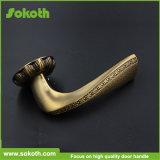 Sokoth新しいデザイン骨董品の真鍮のドアハンドル
