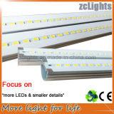 세 배 Proof Light를 위한 파란 Cap Plastic Tube T8 LED Fluorescent