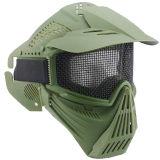 목 없는 굵은 활자 Airsoft 가면 보호 안경 메시 가면은 보호한다