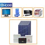 Sistema eléctrico solar de la fabricación 3kw de la tapa 10 de China con la batería