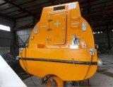 De totaal Ingesloten Vervaardiging van de Reddingsboot van de Glasvezel, Reddingsboot met Prijs