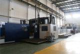 Машина вертикального Gantry CNC подвергая механической обработке с портативным колесом руки