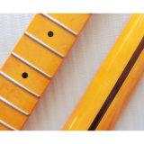 O lustro terminou a garganta Tele da guitarra do bordo canadense de 22 frições