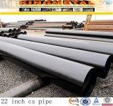 Tubo saldato gr. B/X42/X52/Q235/Q195 del acciaio al carbonio