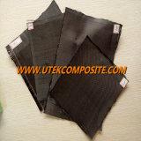 Tecido de fibra de carbono de tecelagem lisa de 280GSM