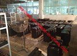 batería profunda del ciclo del GEL 12V100AH de la batería de la comunicación de batería del armario de alimentación de la batería de los proyectos solares Telecom solares terminales de acceso frontal de la telecomunicación