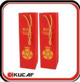 Bolsa de papel superior de la venta al por mayor del grado hecha en China Kcp-0029