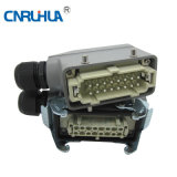 새로운 Design Multiple Coiled Cable 16pins Connector