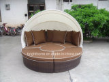 Outdoor Leisure Wicker Lounge Set