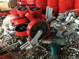 Dämpfung Casters PU Casters für Industrial