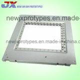 Cortadora del metal de hoja de la alta precisión y del laser del metal de la cabina, el panel, corchete