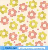 Papier de mur classique de modèle de fleur pour la décoration