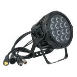 Luz de la IGUALDAD de IP65 14PCS*3W RGB 3in1 LED para la iluminación al aire libre
