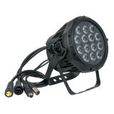 Indicatore luminoso di PARITÀ di IP65 14PCS*3W RGB 3in1 LED per illuminazione esterna