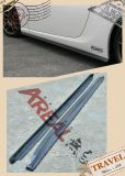 Carbone Fiber Car Bodykits (jupes de butoir de côté de diviseur de diffuseur…)